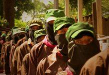 EZLN extiende su cerco red es poder
