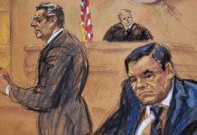 """Llevará juez de """"El Chapo"""" caso de García Luna"""