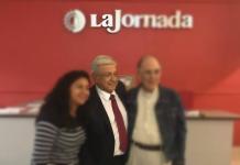 La Jornada concentra el 22% de la publicidad oficial contratada por AMLO red es poder
