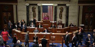 Aprueba Cámara de Representantes de EU el T-MEC y pasa al Senado