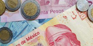 Salario mínimo en México aumentará a 123.22 pesos diarios en 2020