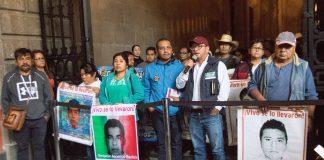 Retoman el 'caso Ayotzinapa' los expertos independientes de la OEA