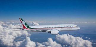 """Promocionan avión presidencial como """"La aeronave más emblemática del continente"""