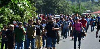 Asegura Presidente de Guatemala que México buscará impedir paso de caravana migrante