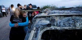 Detienen a dos en EU por asesinato de integrantes de la familia LeBarón