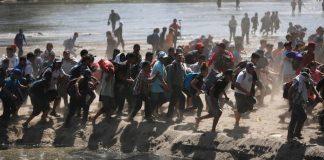 Más de 4 mil 300 migrantes son arrestados en frontera Texas-Coahuila