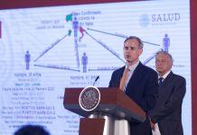 Confirman primer caso de coronavirus en México red es poder
