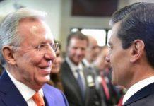Peña dio 290 millones de pesos a empresas ligadas a Joaquín López Dóriga red es poder