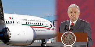 Se le va el avión al presidente red es poder