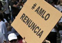 Después de los feminicidios de Fátima e Ingrid, se hace tendencia el #RenunciaAMLO