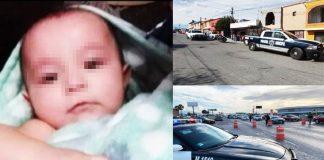 Confirman muerte de Karol de 5 meses en Saltillo; la madre dice que se la arrebataron y hoy fue hallada muerta
