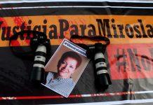 """Inicia audiencia en caso de Miroslava Brach. FEADLE: """"fue asesinada por descubrir nexos entre políticos y narcos"""""""