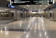 Coronavirus en el mundo: aeropuertos vacíos, iglesias cerradas, ciudades desiertas red es poder
