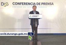 (VIDEO) Rosas Aispuro confirma tres decesos por covid-19 en Gómez Palacio red es poder