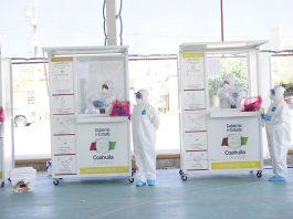 Suma Torreón 18 casos nuevos de Covid-19 red es poder
