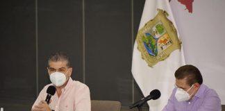 Coahuila llega a 1,028 casos confirmados de Covid-19 red es poder