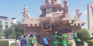 Protestan contra triple feminicidio de trabajadoras del IMSS en Torreón red es poder