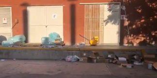 (VIDEO) Agreden a reportera en clínica del IMSS de Saltillo red es poder
