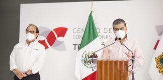 Entre semáforos y discursos: el avance de la pandemia en Coahuila red es poder