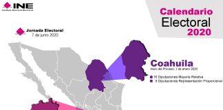 Elecciones en Coahuila serían el próximo 18 de octubre red es poder