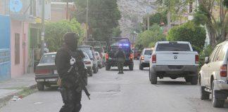Enfrentamiento entre policías y civiles deja a cinco personas abatidas red es poder