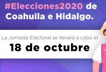 Oficializan fecha de elecciones locales en Coahuila red es poder