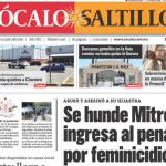 Coahuila informa: ¿Qué dicen hoy los diarios del a entidad red es poder