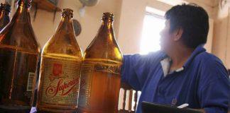intoxicación por alcohol Coahuila