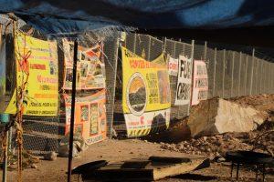 Comunidades piden a AMLO visitar plantón afuera de Chemours Laguna red es poder