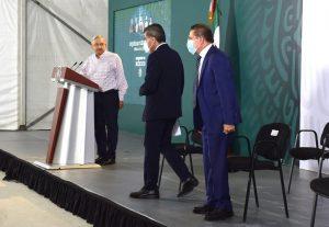 Piden a AMLO gobernadores de Coahuila y Durango unión y más recursos red es poder