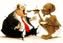¿A poco no...? La maldición de la desigualdad social red es poder