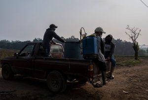 El conducto de contagio del coronavirus de Estados Unidos hacia Guatemala red es poder