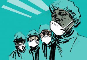Pandemia pone al límite carga emocional del personal de salud red es poder