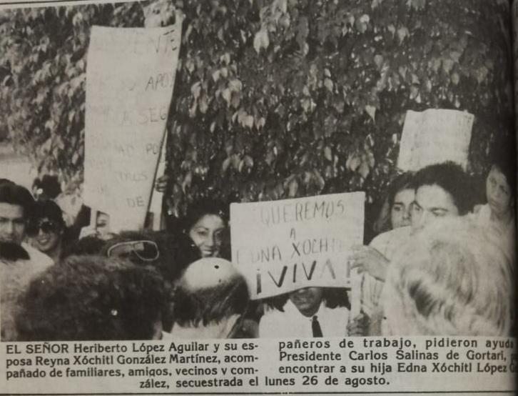 Diarios laguneros dieron cuenta de la petición a Carlos Salinas de Gortari