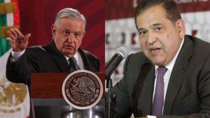 AMLO advierte que no habrá trato mientras AHMSA no repare el daño a Pemex red es poder