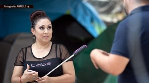 Policía municipal de Ciudad Acuña agrede a la periodista Gloria Ruiz y bloquea su labor informativa red es poder