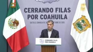 Riquelme manipula información en discurso de Alianza Federalista red es poder