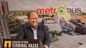 ¿Feliz cumpleaños? Metrobús Laguna cumple 4 años en construcción red es poder