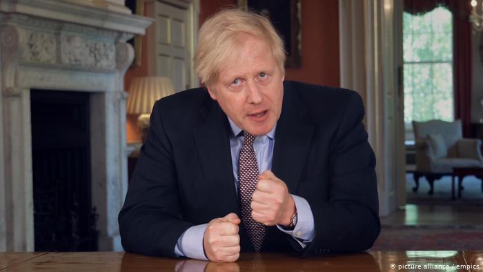 Boris Johnson red es poder