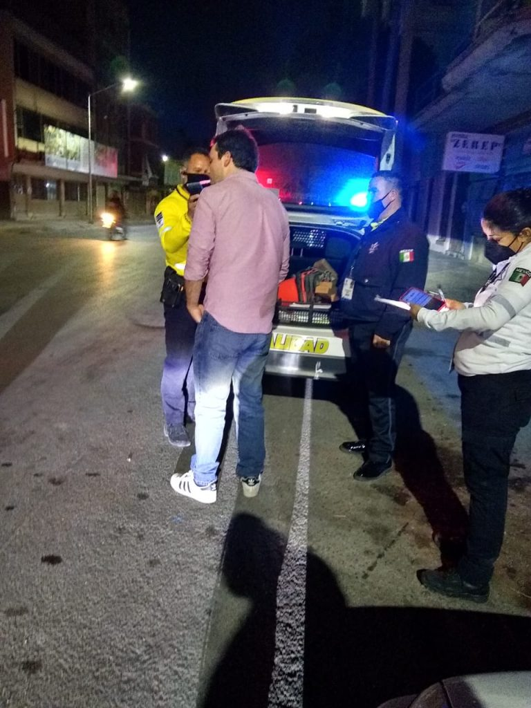 La cacería de la dirección de tránsito y vialidad de Torreón red es poder
