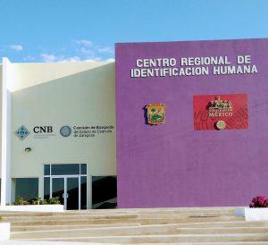 Centro Regional de Identificación Humana en Saltillo. Crédito: Daniel Santiago Cuevas red es poder
