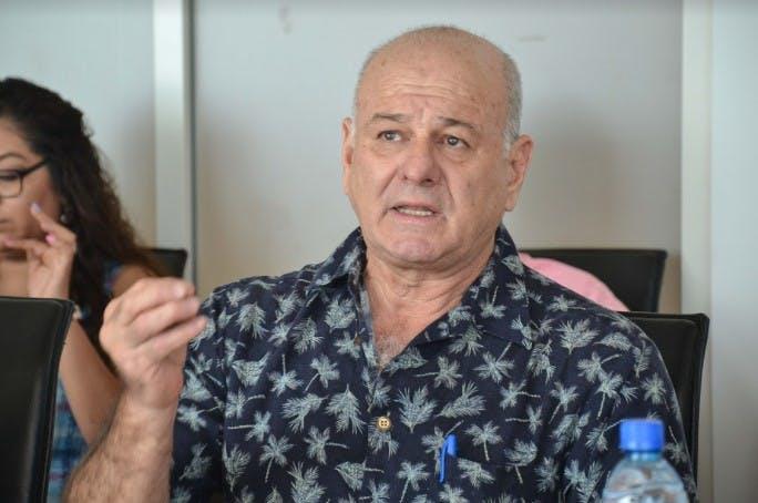 Manuel Acuña, director de salud pública torreón.