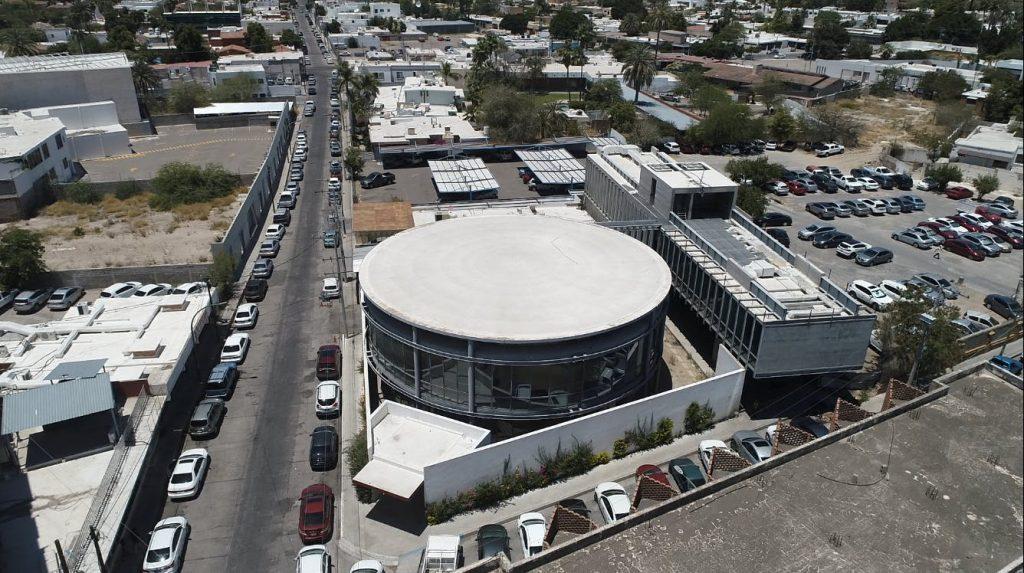 El Centro de las Artes Cinematográficas del Noroeste recibió 68 millones 892 mil pesos de apoyo económico de la Federación. Crédito: Ángel Coronel