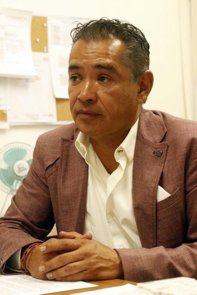 Jesús David Salazar González, subdirector médico del CESAME.