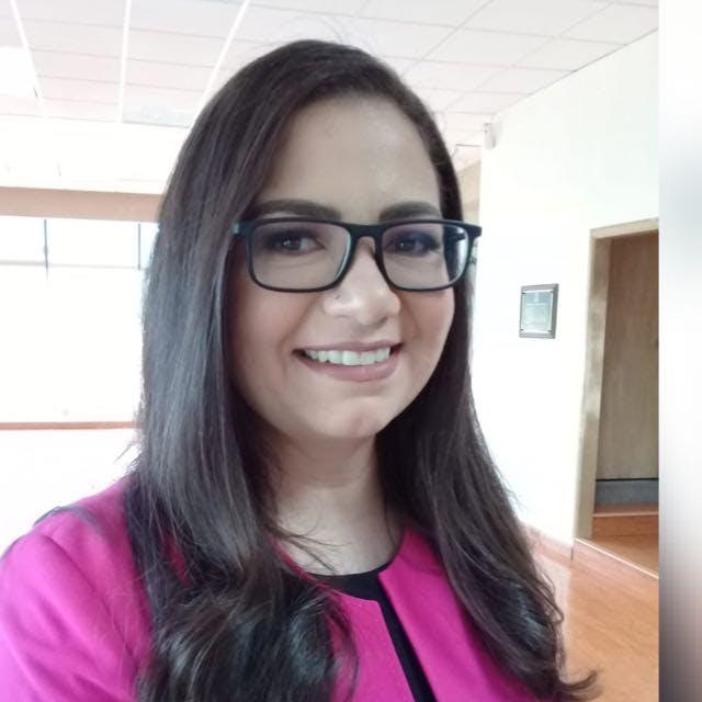 Karla Patricia Valdés García, docente investigadora de la Facultad de Psicología de la UAdeC