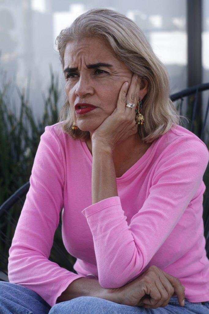 María Elena Rangel Contreras, psicóloga clínica, docente y encargada del Programa de Adolescentes del Centro de Salud Mental (CESAME) de Saltillo.