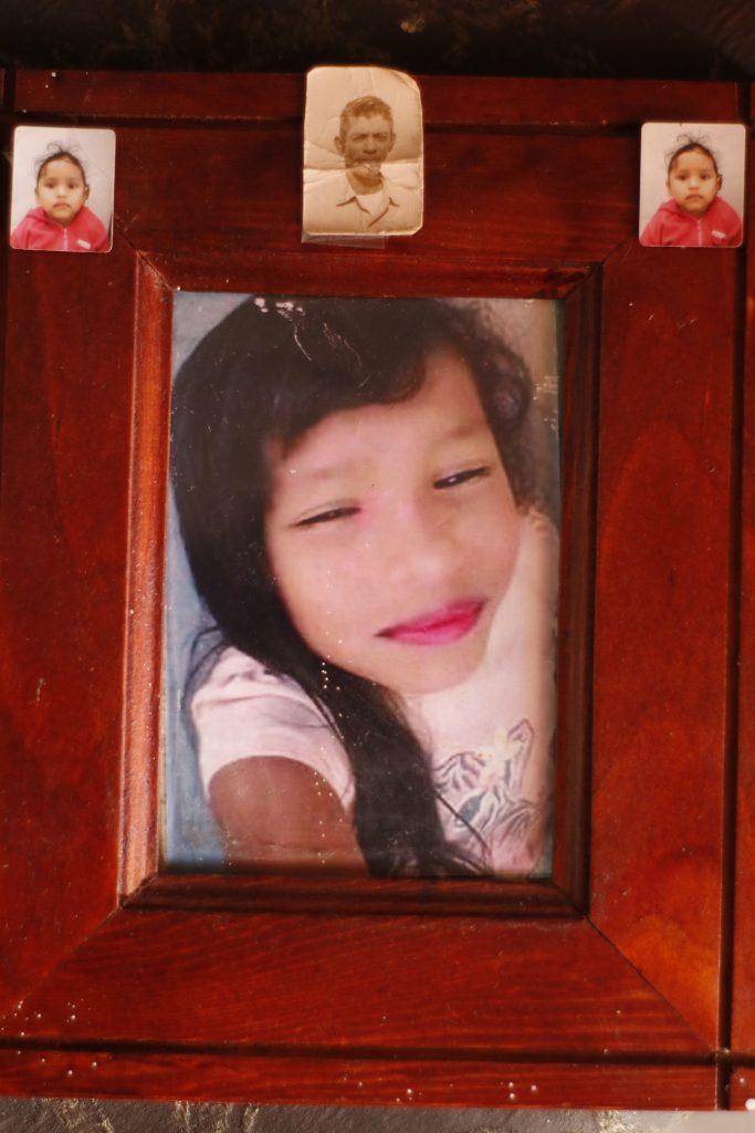 Retrato de Analy, quien a los 10 años, decidió quitarse la vida. red es poder
