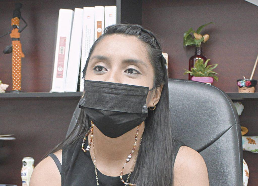 Se encuentran casos de madres que no conocen su cuerpo, refirió Sinahí Ferrer, trabajadora social y encargada del Programa de Sexualidad Responsable del DIF Torreón.