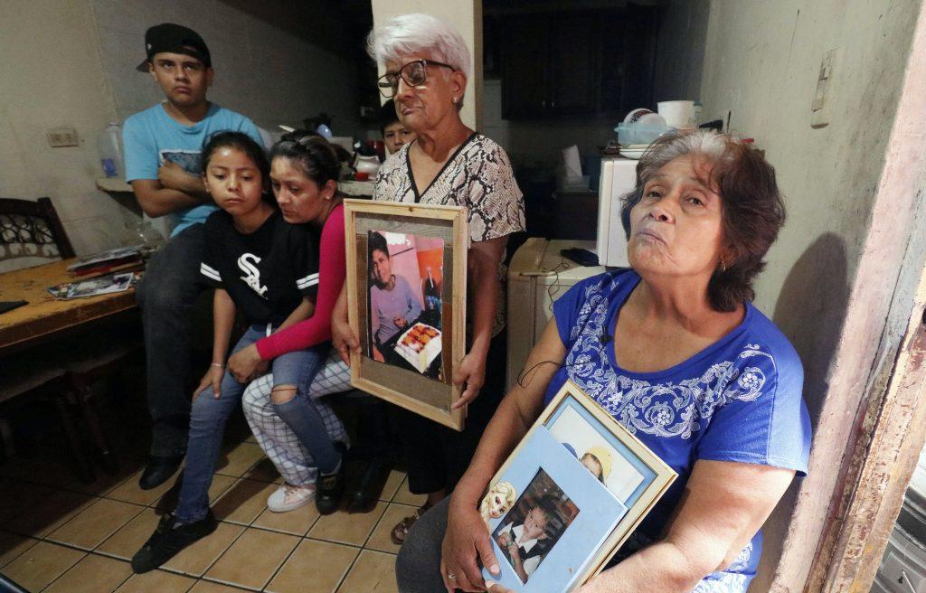 Familia de Anderson Omar lo recuerdan entre sentimientos encontrados al no darse cuenta de lo que sentía.