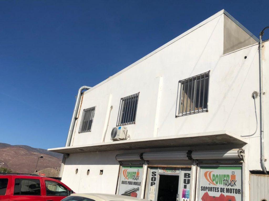 Oficina de la proveedora Virginia González Andrade, quien no comprobó la suficiente solvencia económica: SHyFP. Crédito: Ángel Gabriel Morales.